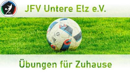 Übungen für Zuhause JFV Untere Elz